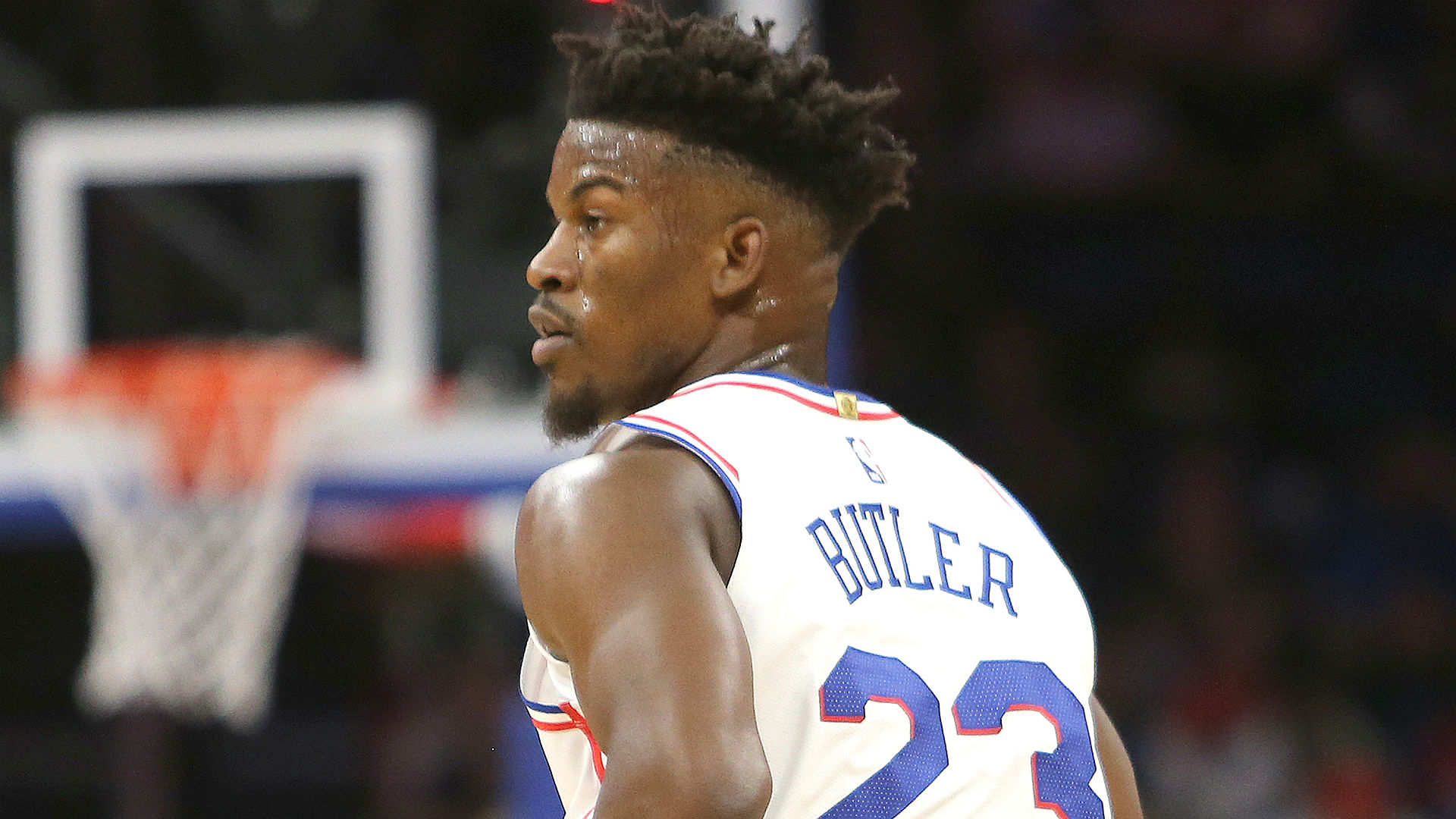 Butler scores 38 points for 76ers