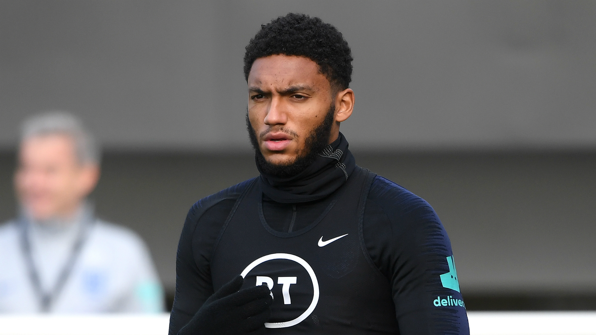 """Leaving the England camp will allow Joe Gomez to """"clear his head"""" following a challenging few days, Gareth Southgate said."""