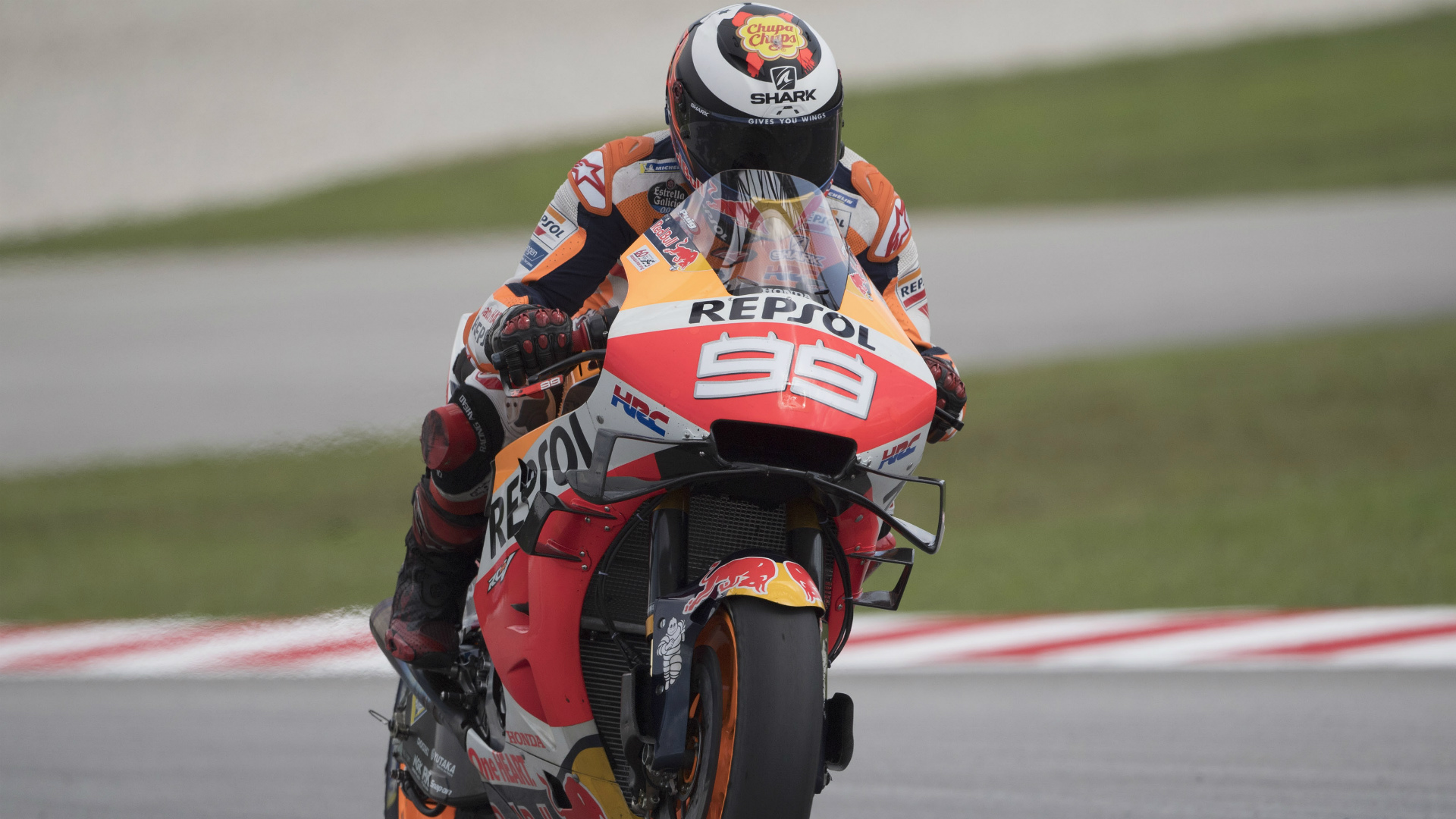 Fabio Quartararo and Marc Marquez make up familiar names at the front of the grid for the final race of Jorge Lorenzo's career.