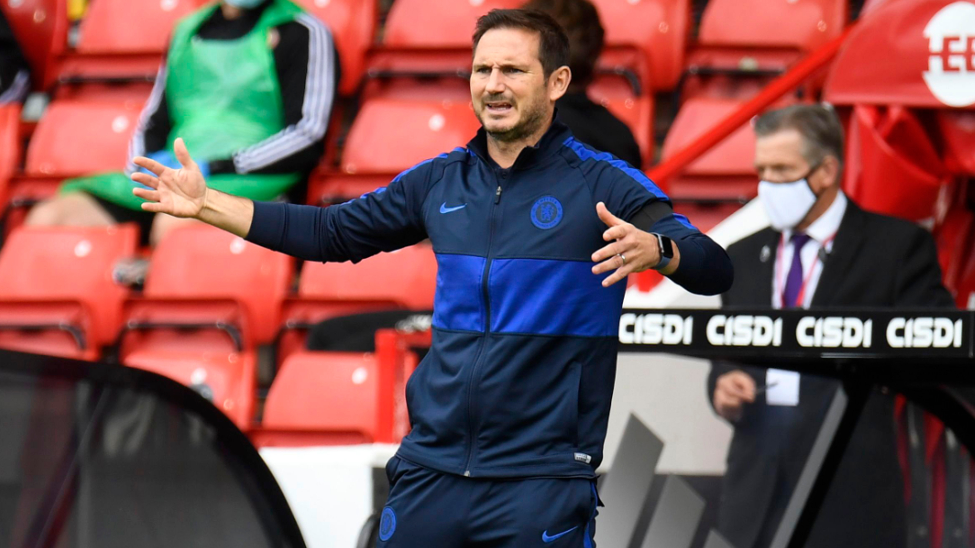 Lampard: Chelsea are too quiet