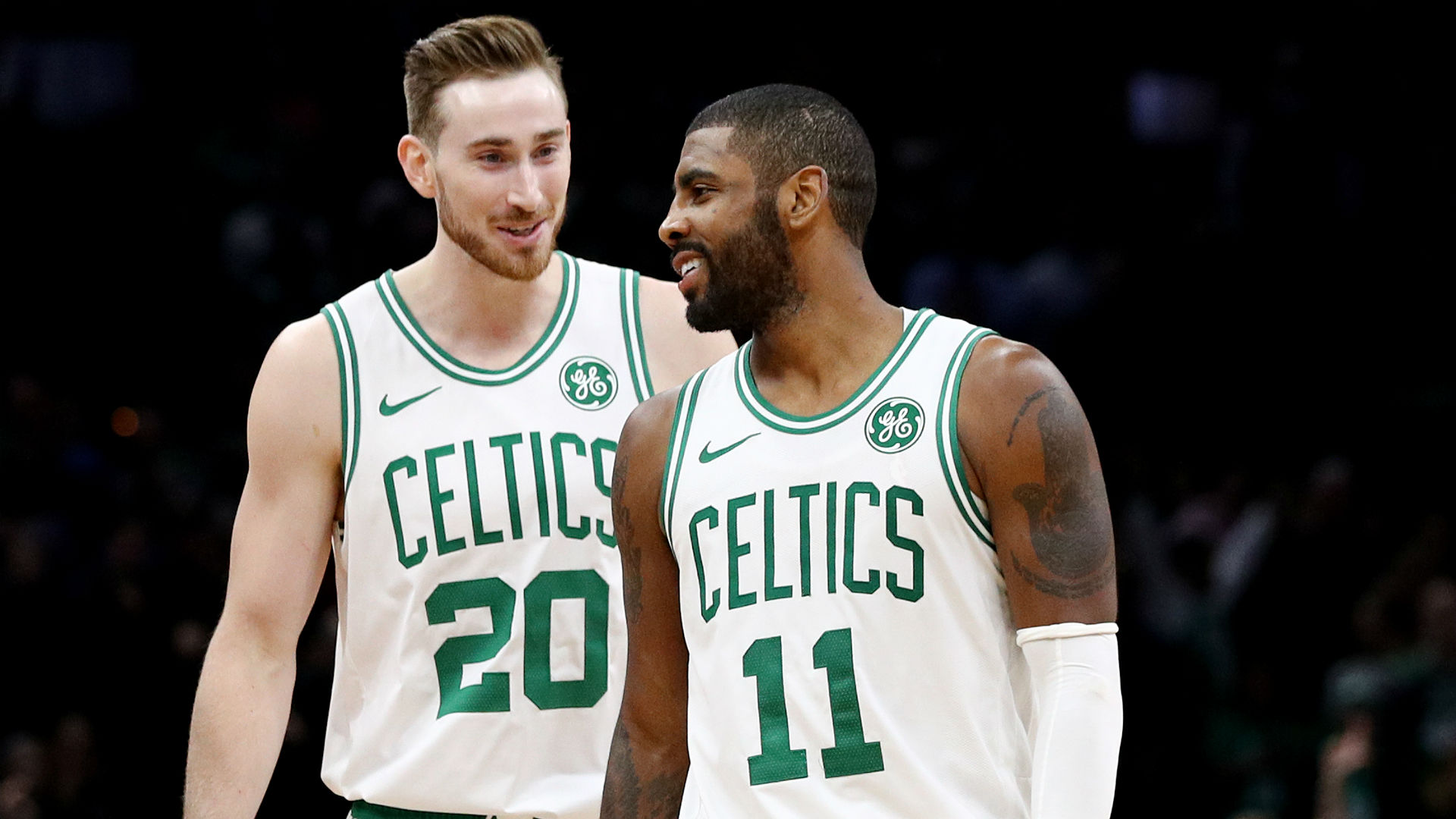 Hayward wishes Irving good luck