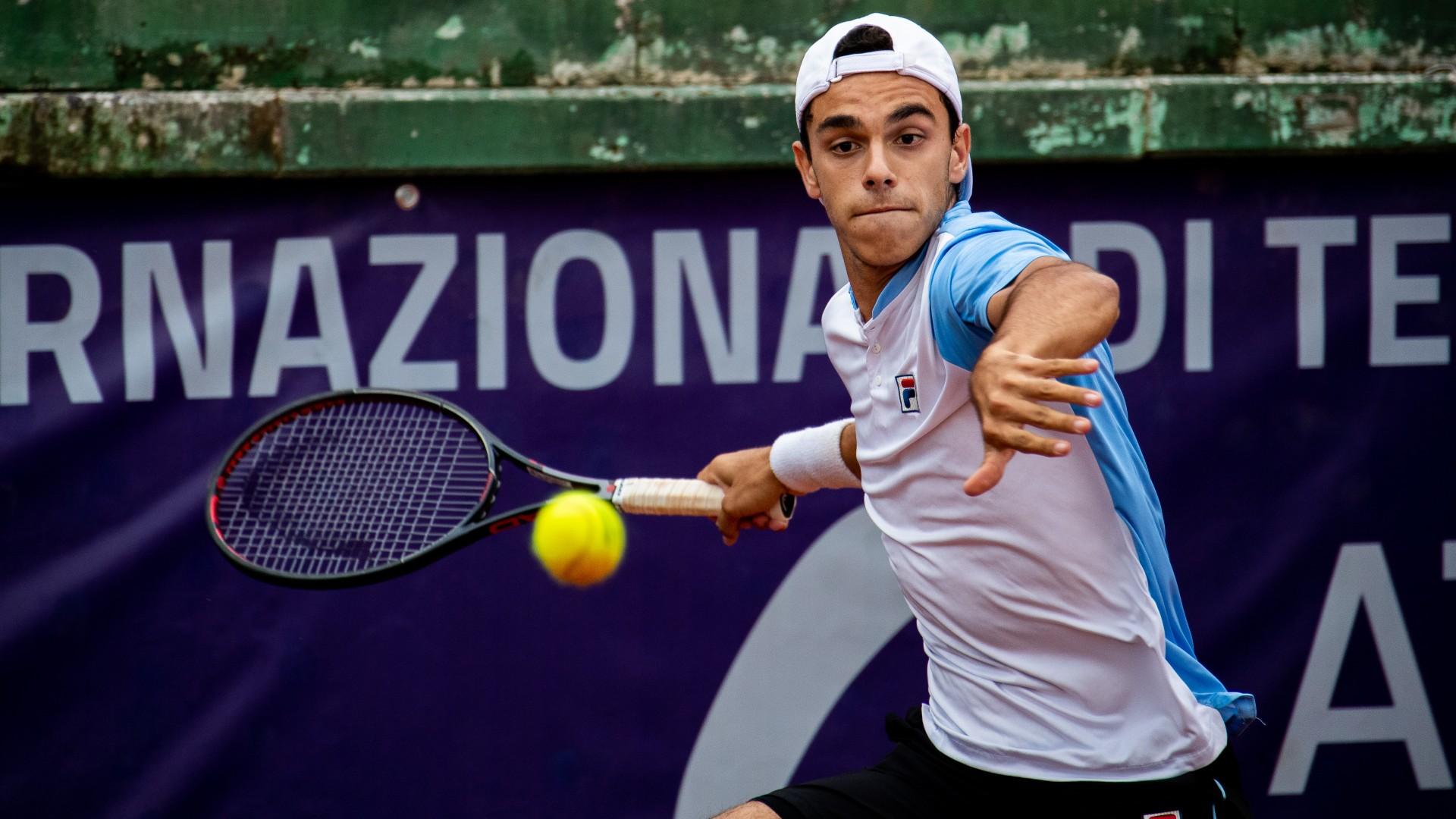 Juan Manuel Cerundolo reigned supreme in a memorable ATP Tour debut.