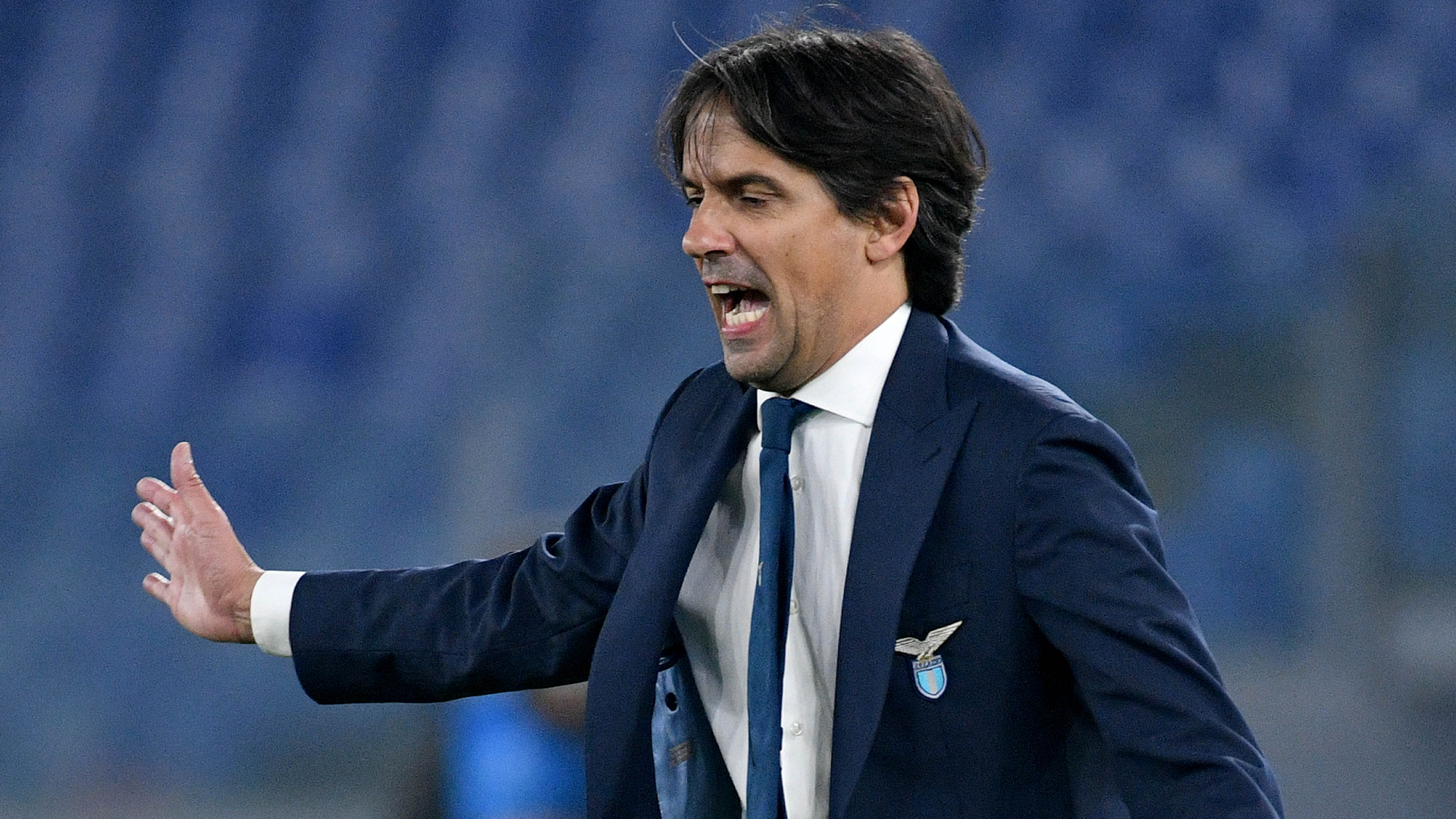 Lazio conceded four goals inside 47 minutes against Bayern Munich and boss Simone Inzaghi was frustrated with the error-strewn display.