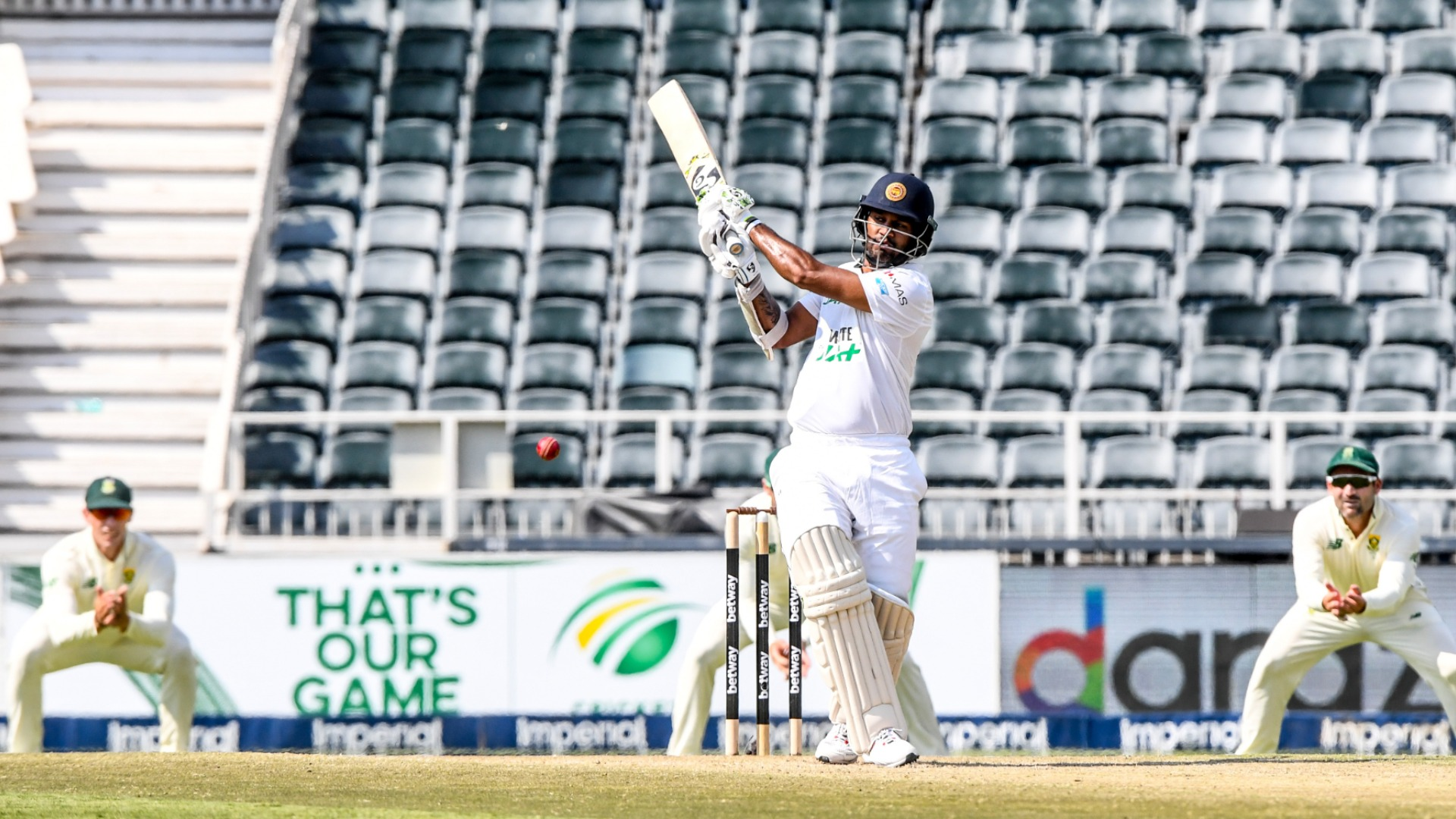 Sri Lanka have won only one of their past seven Tests, but captain Dimuth Karunaratne fancies their chances against England.