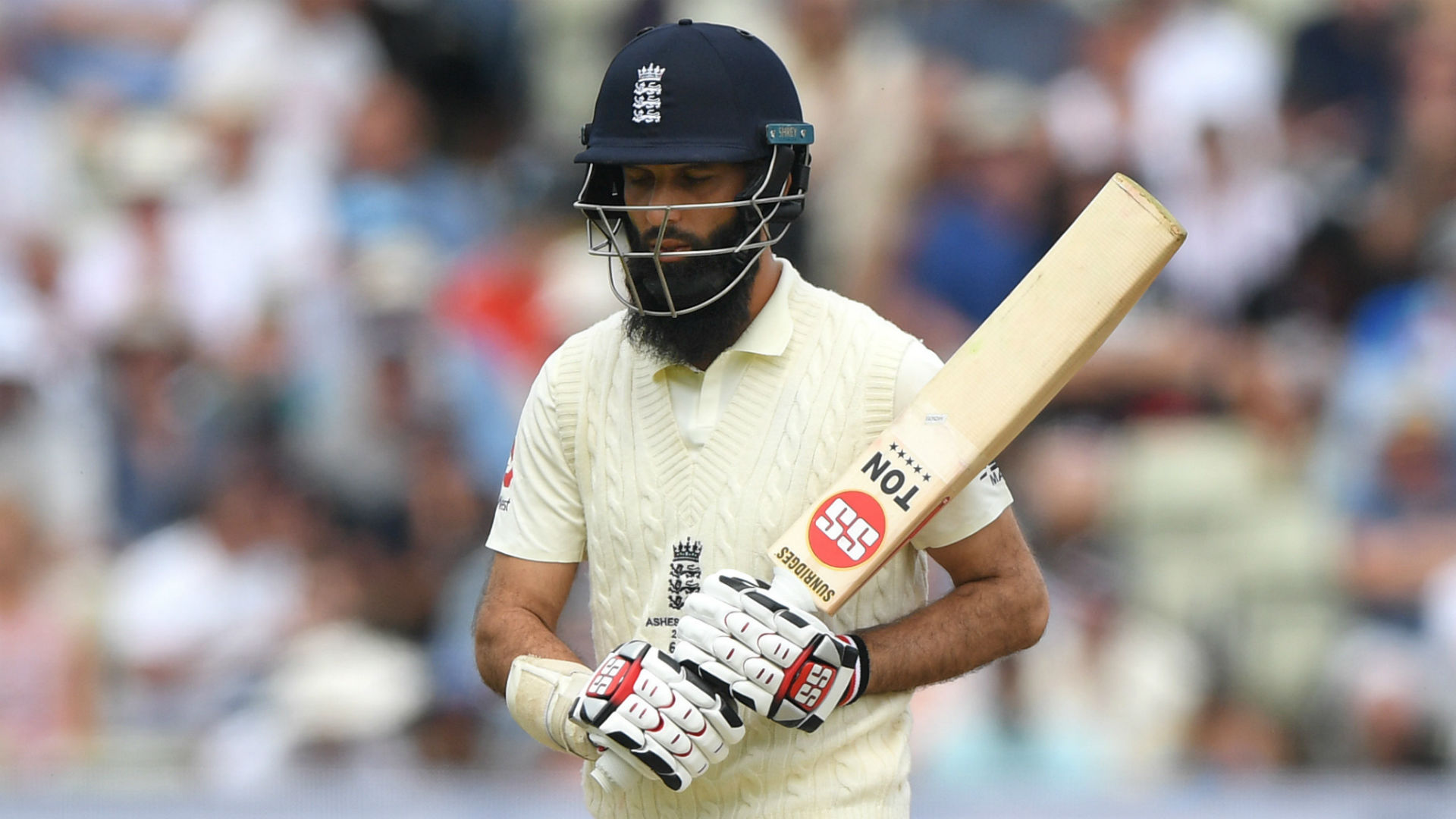 Moeen Ali was not picked for the series in South Africa, the all-rounder not ready to make his return to the England Test set-up.