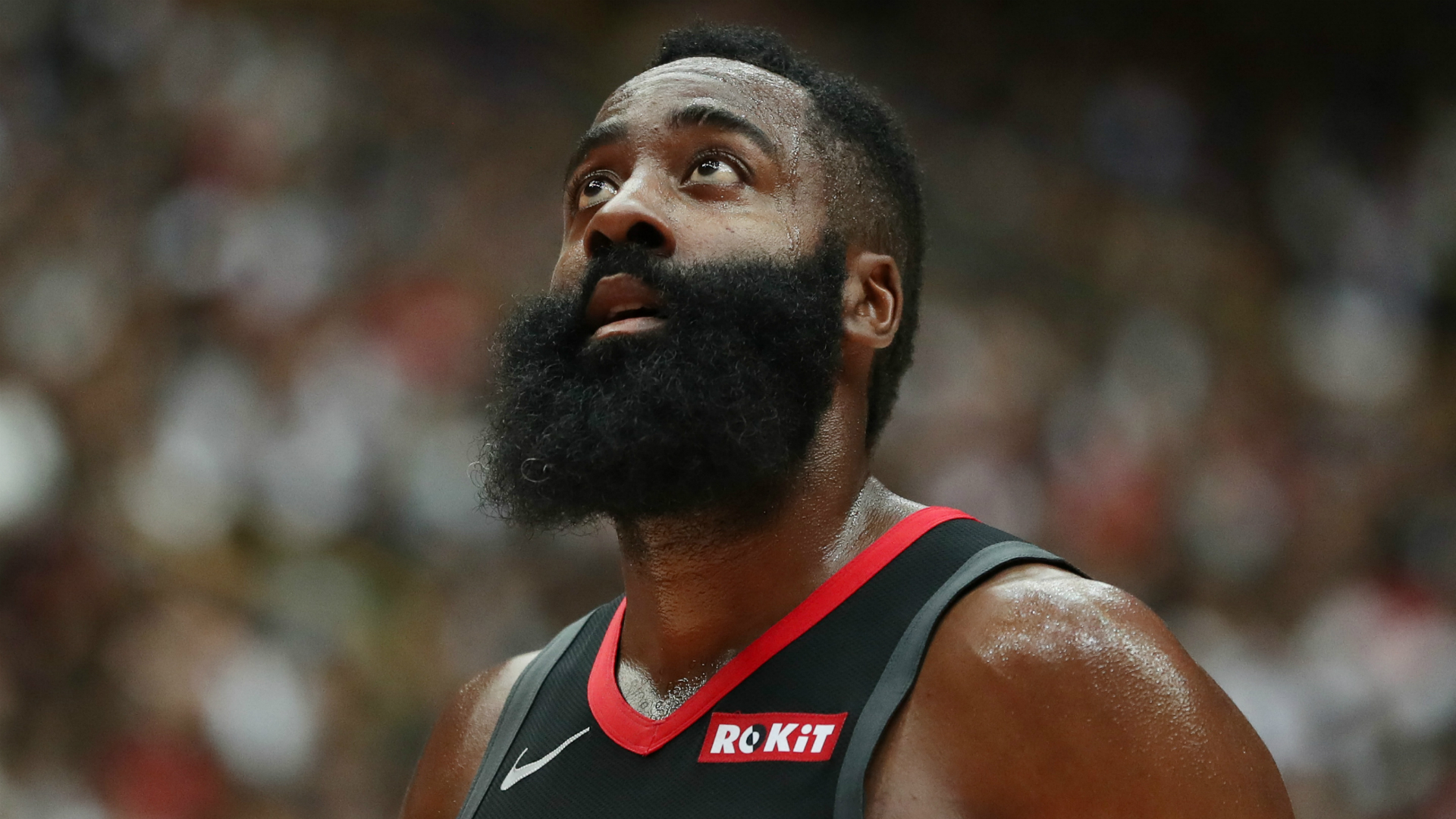 Harden impressed by resolve