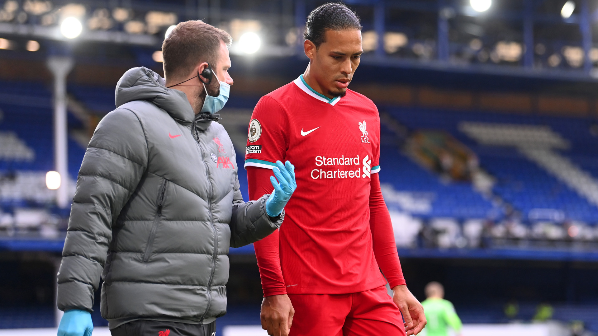 Netherlands will play at Euro 2020 without influential skipper Virgil van Dijk, the Liverpool defender confirming he will not go.