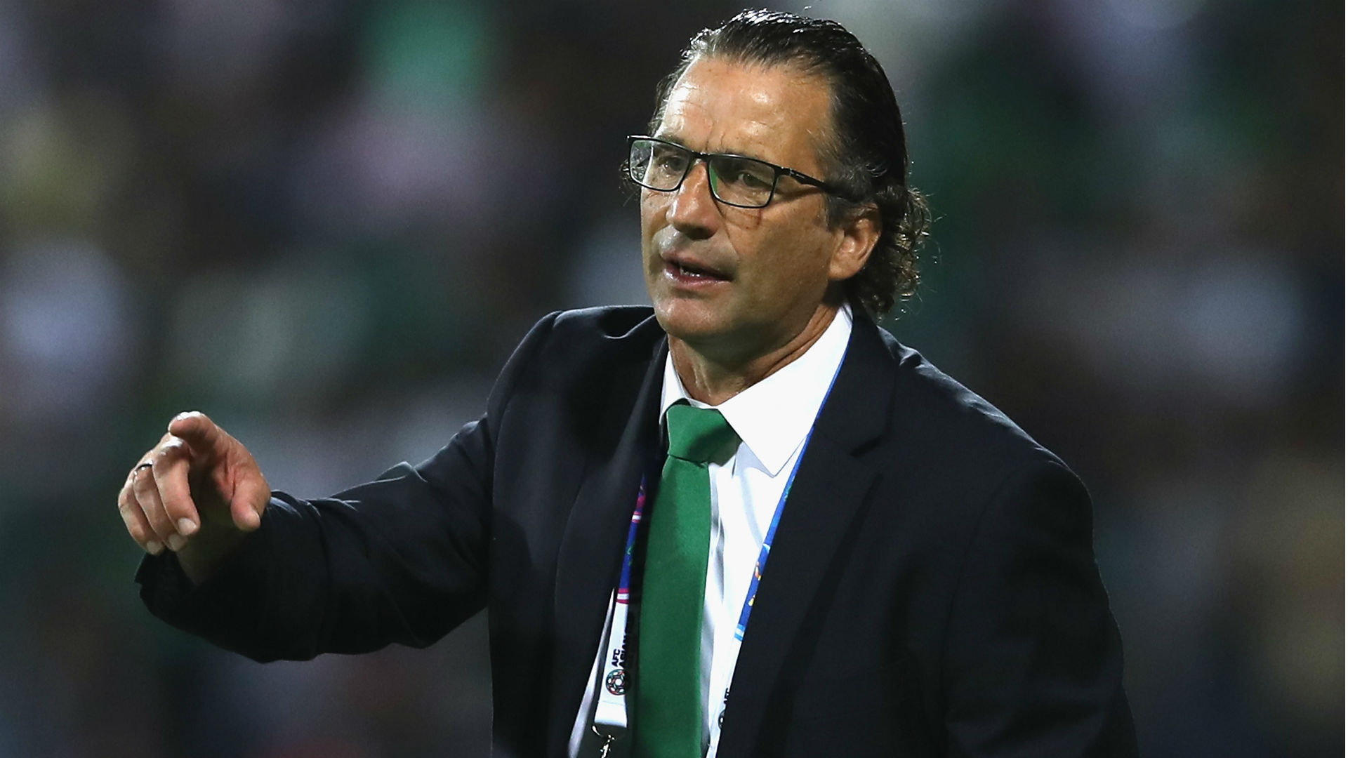 Saudi Arabia beat North Korea 4-0 last time out, and coach Juan Antonio Pizzi feels more performances like that could win them the title.