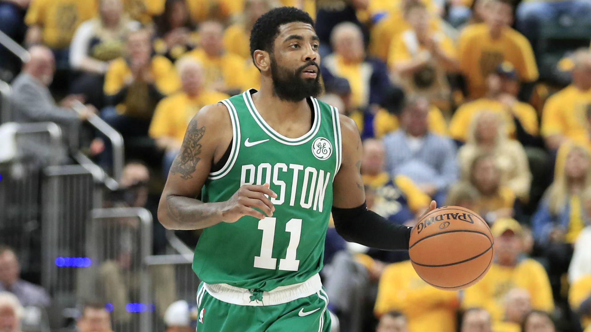 Kyrie: Celtics have come a long way
