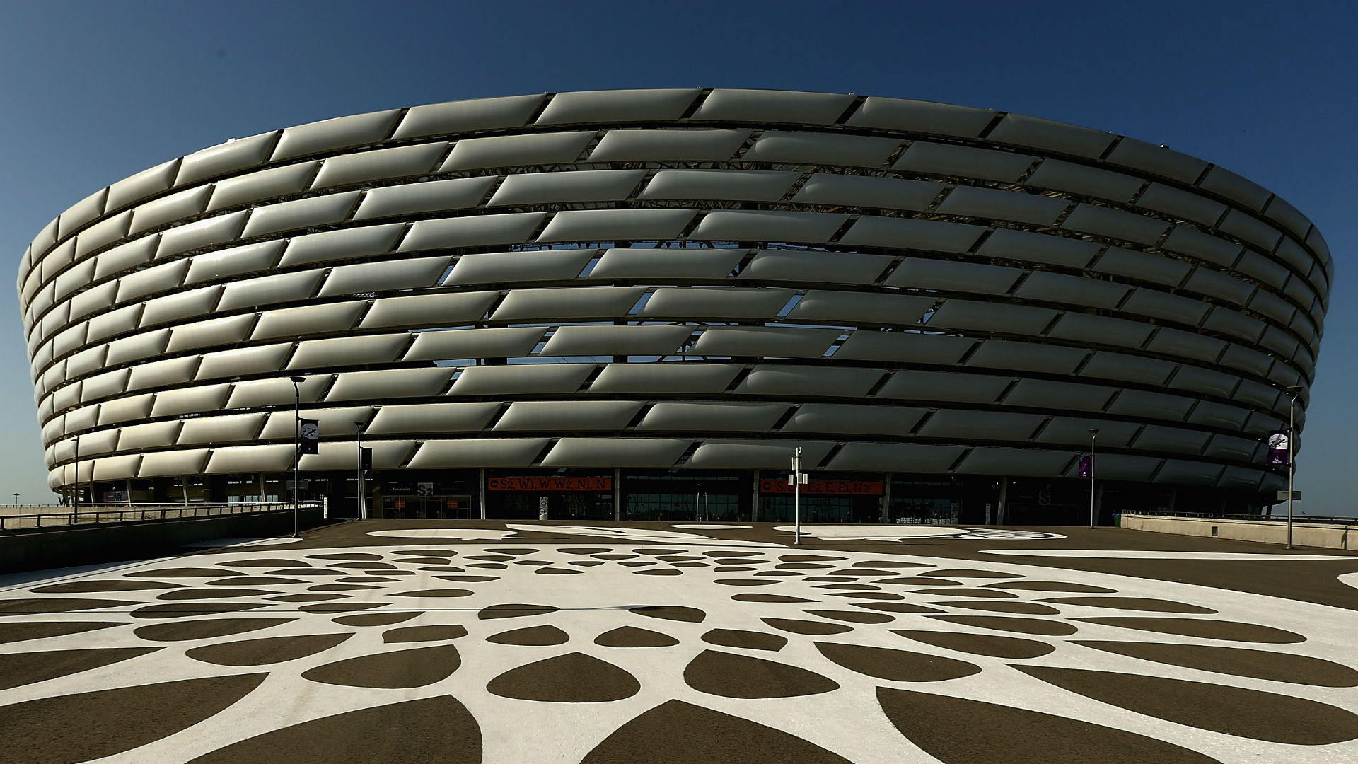 UEFA has been the target of serious criticism for hosting the Europa League final in Baku and Arsenal have voiced their disapproval.