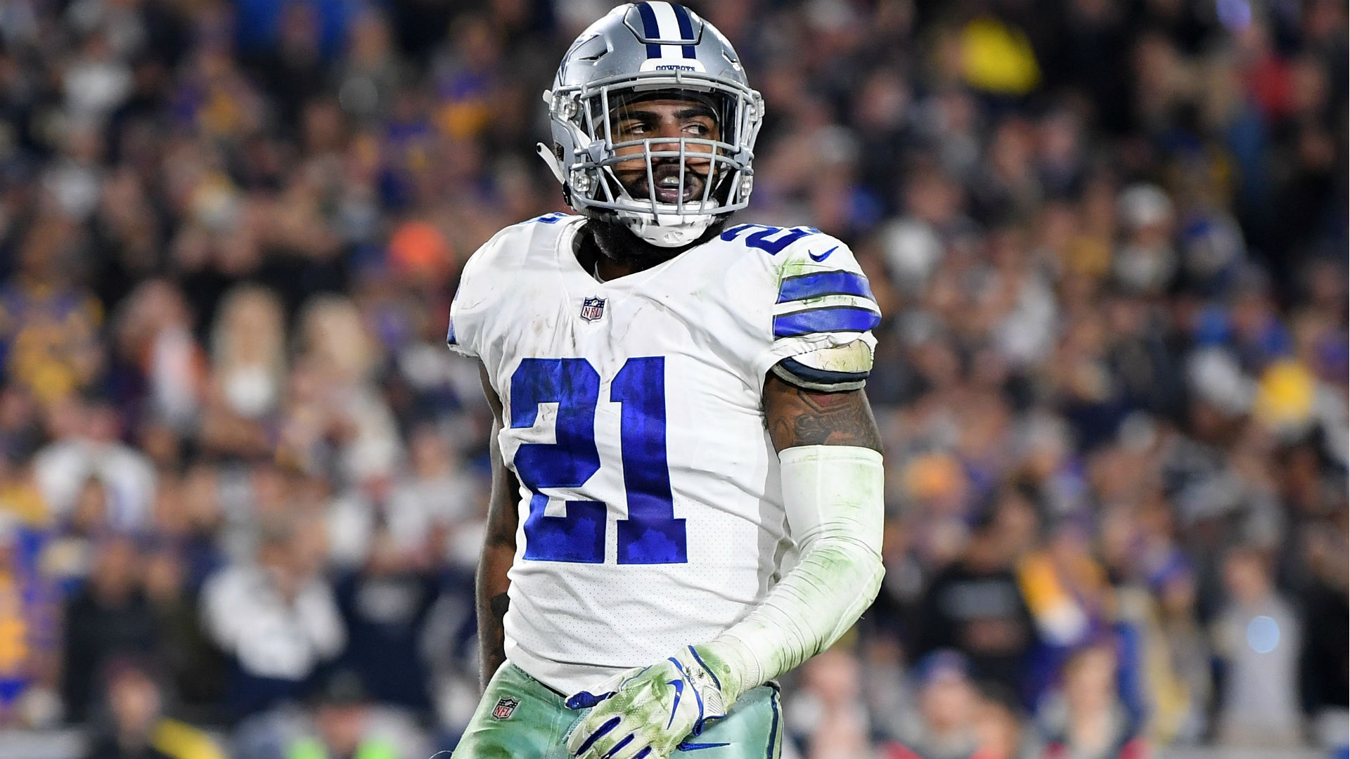 Ezekiel Elliott feels he is ready to play a bigger role for the Dallas Cowboys.