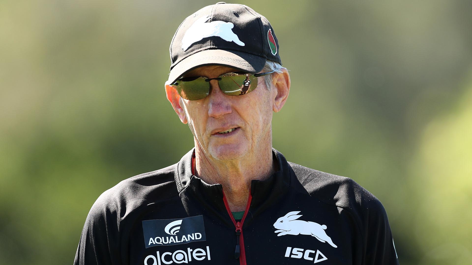 Jason Demetriou is set to replace Wayne Bennett as South Sydney Rabbitohs head coach in 2022.