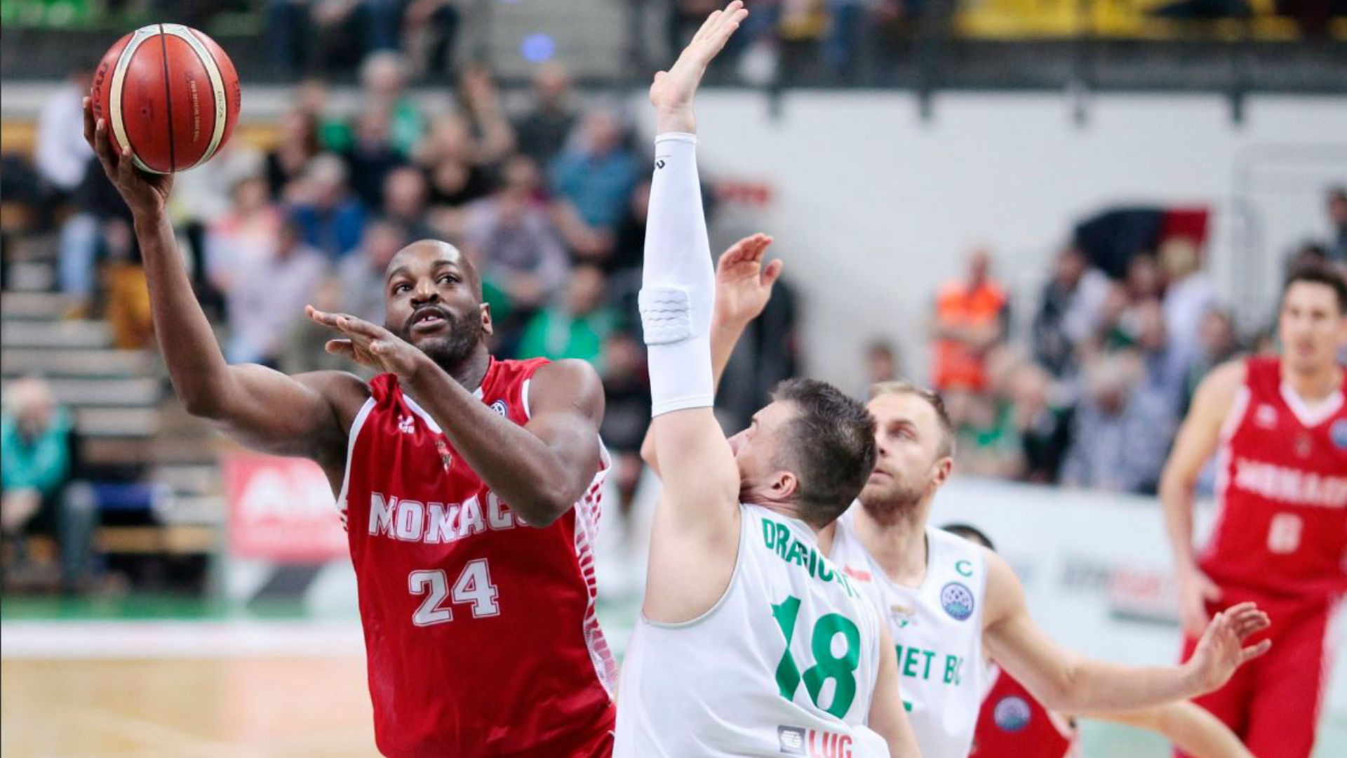 The Basketball Champions League returned on Tuesday as Monaco and PAOK kicked off the play-offs with victories.