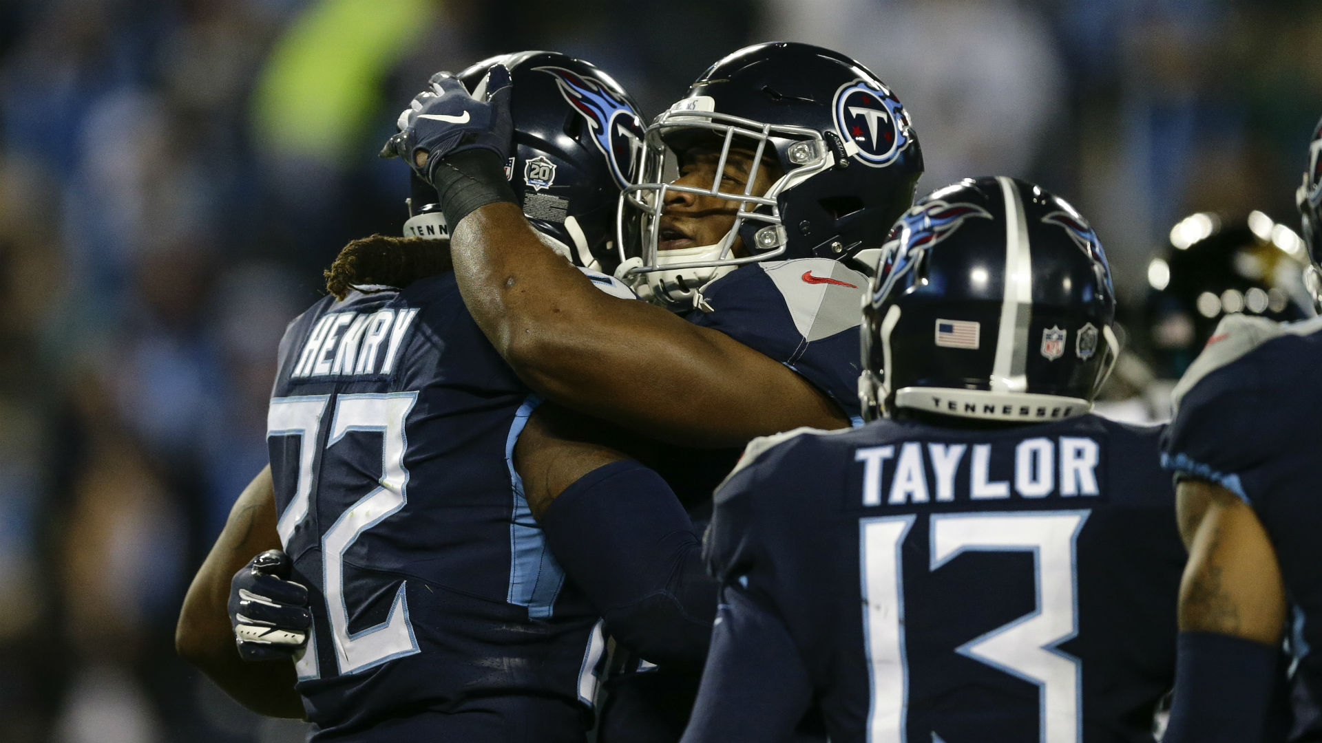 Tennessee Titans running back Derrick Henry tied one record, broke another and missed out on a third on Thursday, but he had no regrets.
