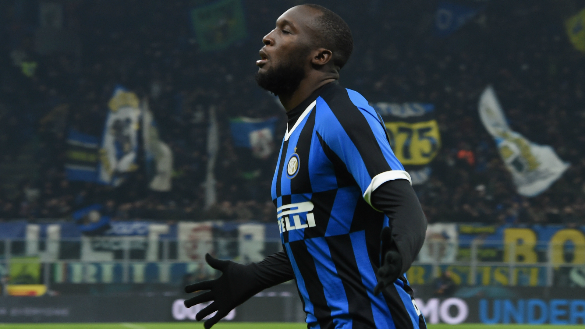 Romelu Lukaku reflected on his goalscoring exploits for Inter against Cagliari in the Coppa Italia on Tuesday.