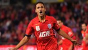 Marcelo Carrusca is available after parting ways with Adelaide United.