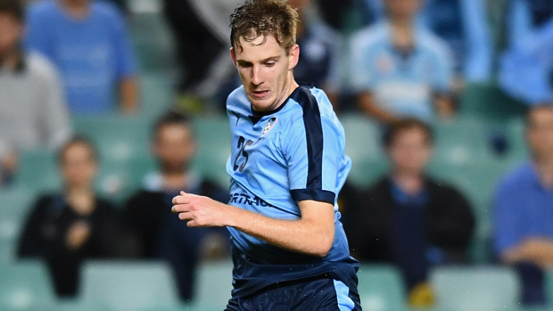 Aaron Calver admitted he was pleased to be back playing after a horror run with injury.