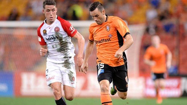 Manuel Arana has been released by Brisbane Roar.