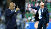 what will Graham Arnold and Kevin Muscat say in those last moments on Sunday before the Hyundai A-League Grand Final?