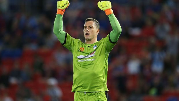 Sydney FC keeper Danny Vukovic has been called up to the Caltex Socceroos.