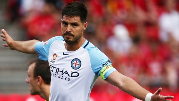 Bruno Fornaroli is set to play his 50th Hyundai A-League game for Melbourne City this weekend.