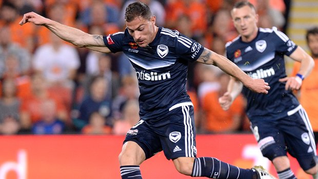 James Troisi has attempted the most shots from distance in the Hyundai A-League this season.