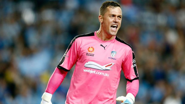Sydney FC's Danny Vukovic has been named in Ange Postecoglou's latest Caltex Socceroos squad.