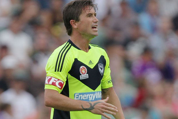 Kewell quits Victory