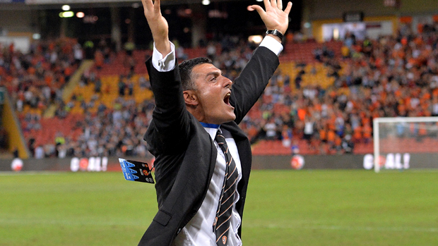 Brisbane Roar stunned Shanghai Shenhua 2-0 to book a spot in the ACL Group Stage.