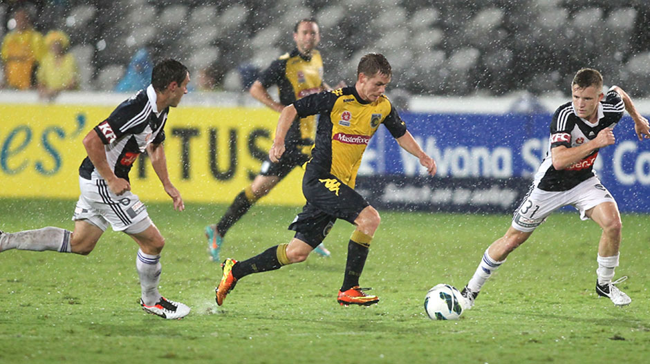 7. Central Coast Mariners 6-2 Melbourne Victory (Round 22, 2012/13)