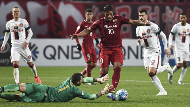 Western Sydney Wanderers were humbled 5-1 by Shanghai SIPG in the ACL overnight.