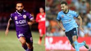 Diego Castro and Milos Ninkovic will be key figures in Saturday night's Semi Final.