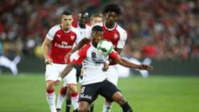 Gallery: Arsenal and Wanderers light up Sydney