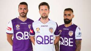 Your Hyundai A-League club's kit for 2017/18