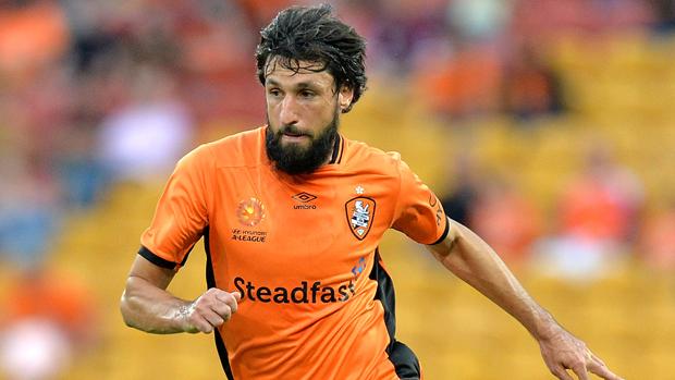 Thomas Broich will depart Brisbane Roar at season's end.
