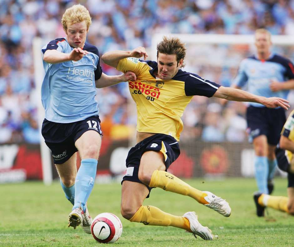... he played four seasons in Gosford before stints with Heart, Glory and Wanderers, mixed with time playing overseas. He's now Technical Director with the ...