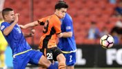 Brisbane Roar midfielder Joe Caletti is this week's NAB One to Watch.