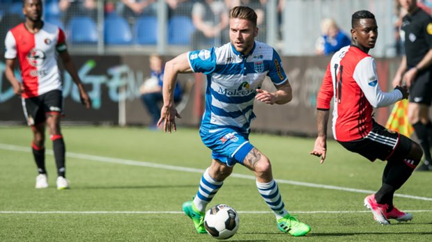 Melbourne City look to have pulled off a coup with the signing of former Dutch youth international Bart Schenkeveld