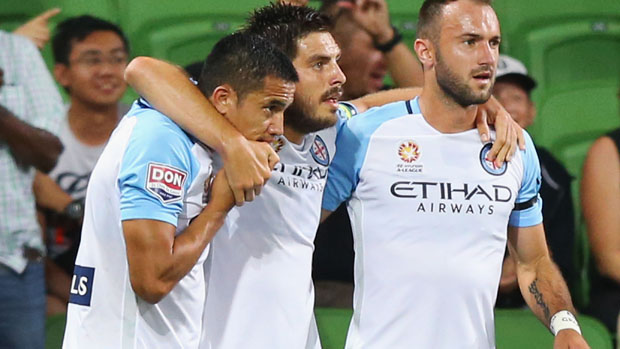 Bruno Fornaroli is confident City can rebound in this week's Elimination Final against Perth Glory.