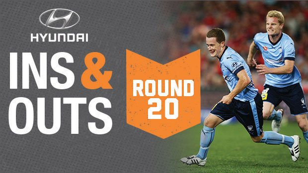 Brandon O'Neill has been named to return for Sydney FC for this weekend's clash with the Wanderers.