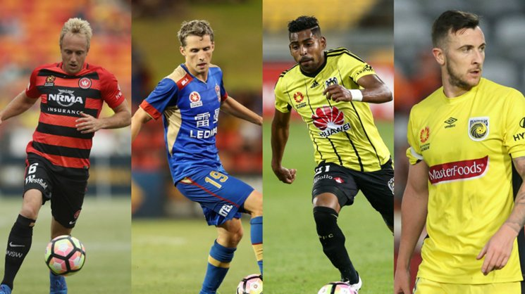 The race for sixth spot in the Hyundai A-League will go right down to the wire.