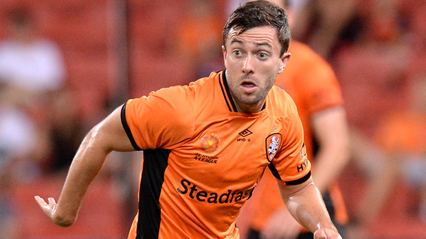 Tommy Oar starred in Brisbane Roar's stunning 2-0 win over Shanghai Shenhua.