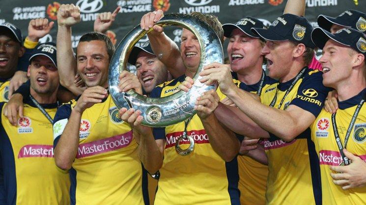 2013 was a wonderful year for the Mariners as the club won their first Hyundai A-League grand final.