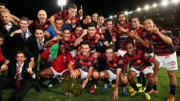 Western Sydney Wanderers Premiers Plate