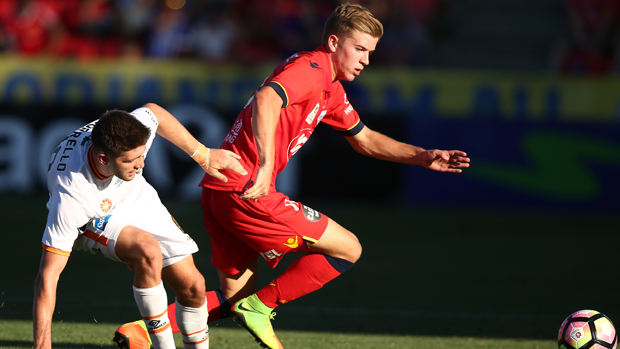 Riley McGree.