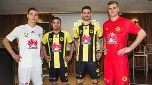 Wellington Phoenix's best Hyundai A-League XI