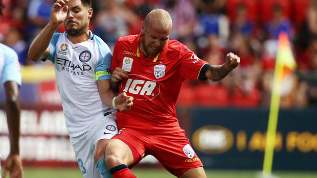 Taylor Regan says the Reds will do whatever it takes to grab their third win of the season against Newcastle Jets.