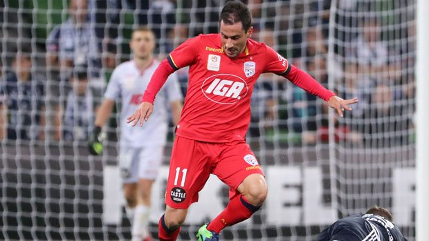 Segio Cirio is one of five players to depart Adelaide United.