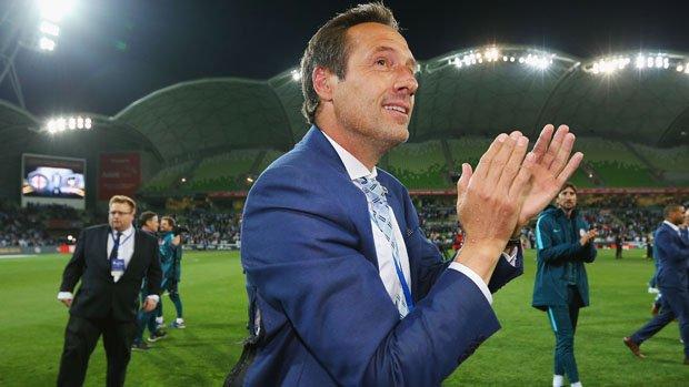 John van't Schip has resigned as Coach of Melbourne City.