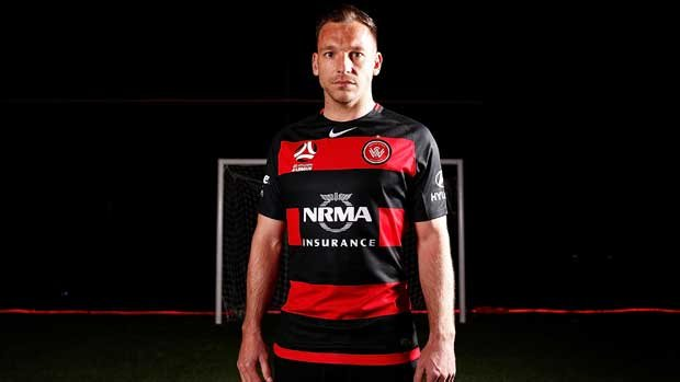 Western Sydney Wanderers star has revealed his surprising inspiration for moving to the Hyundai A-League.